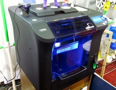 A Korean manufacturer hopes to begin marketing a new 3D printer in the  west.