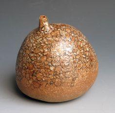 Pebble jar by Lee Daniel's Clay Works
