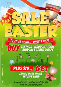 MY CANARY EASTER BIG SALE~