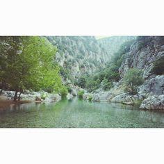 Isparta-Sütçüler-Değirmen Deresi Suyun Gözü //Turkey