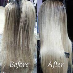 Dry Damaged Hair Before Photo Hair And Beauty Pinterest Hair