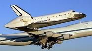 Space shuttle Endeavour, on way to L.A., will do flyovers