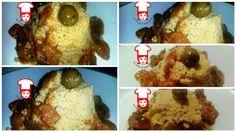 Collage cous cous - La cucina di nonna Rita