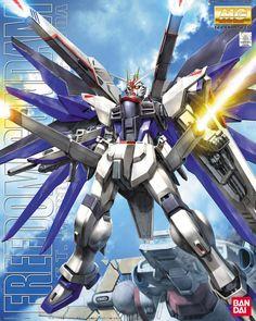 Gunpla MG ZGMF-X10A Freedom Gundam