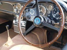 #Aston Martin DB5 Sports Car Dash...