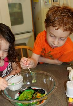 Juggling With Kids: Magical Milk