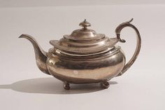 Mappin & Webb Coffee Pot c1900  Sterling Silver