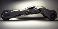 Citroen Taranis concept by Pete Norris, via Behance