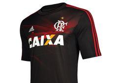 Nova camisa do Flamengo (Foto: Divulgação/ Adidas)