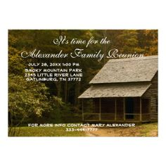 1000 images about family reunion invitiations on