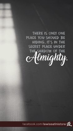 Almighty. Mildred Williams