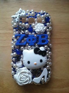 Handmade+Zeta+Phi+Beta+Samsung+Galaxy+S3+Case+by+MyBedazzle,+$40.00