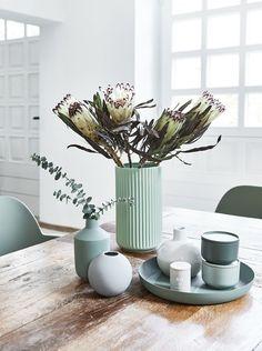 Das Perfekte Deko Piece Für Deinen Esstisch! // Esszimmer Deko Ideen Vase  ...
