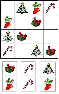 Preschool Christmas, Noel Christmas, Christmas Games, Christmas Activities, Christmas Printables, Christmas Crafts, Xmas, Card Games For Kids, English Worksheets For Kids