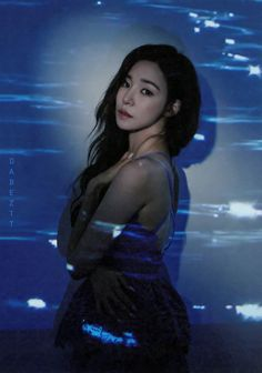 SNSD Tiffany - Weekend Magazine