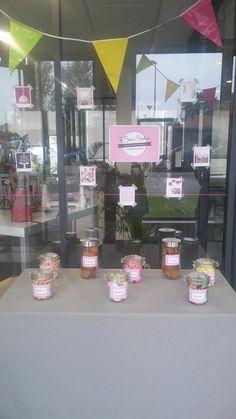 Candy bar dans notre point de retrait de Wasquehal pour notre #anniversaire #cheznouscestchezvous  - Webdistrib.com
