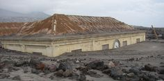 Plymouth is the old capital of montserrat now buried by ash. This makes me sad. Haven't been back since the eruption.