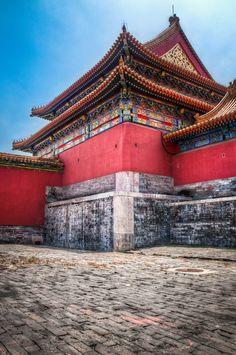 Forbidden City, Beijing. - www.more4design.pl - www.mymarilynmonroe.blog.pl - www.iwantmore.pl