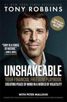 Your Financial Freedom Playbook After interviewing fifty of the world's greatest financial minds, and penning the #1 New York Times best seller Money: Master the Game, Tony Robbins returns with a step-by-step playbook, taking you on a journey to transform your financial life and accelerate your path to financial freedom. No matter your salary, your