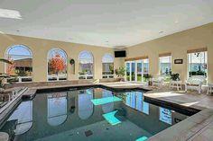 Relaxing Indoor Pool~