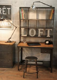 mobilier brocante meuble mobilier design industriel métier