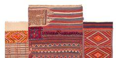 Nomadenkelim Webteppich Bakhtiar von KHODAI-Handmade Carpets
