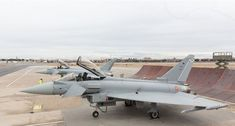 Spanish Air Force takes delivery of two Eurofighter Typhoons