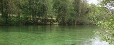 Duas horas a coar água no rio Vez …