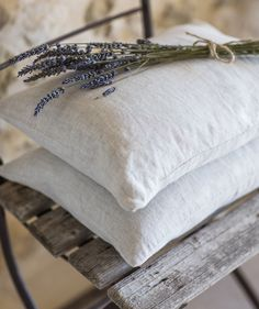 Perfectly propped at the fore of a cushion arrangement or placed on your favourite seat for extra comfort ahead of long weekend lunches, there is no set spot for our Mini Linen Cushions OUR GIFT TO YOU: OFF!