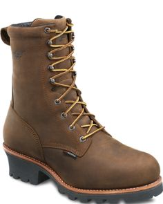 Red Wing Loggers are the perfect boot to get the job done.