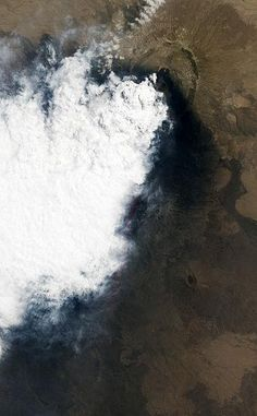 Nabro Volcano | 10 Most Incredible Volcanic Eruptions From Space | SCIENCE - ahfunny