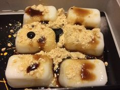 話題のデザート「とうふわらび餅」を簡単レシピで作ってみよう♫ │ macaroni[マカロニ] Vegan Sweets, Healthy Sweets, Sweets Recipes, Love Eat, Love Food, Easy Cooking, Cooking Recipes, Asian Desserts, No Cook Meals