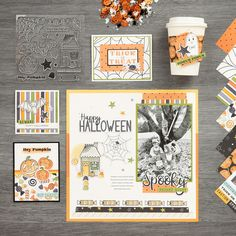CTMH promotion beginning August 7/20 to September 30/20 (while supplies last!) Close To My Heart, Promotion, September, Halloween, Happy, Happiness, Spooky Halloween, Being Happy