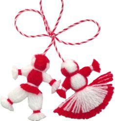 me ~ Bulgarian Spring Festival Wool Dolls, Yarn Dolls, Yarn Crafts, Diy And Crafts, Tin Flowers, Folk Dance, Crochet Bebe, Spring Festival, Crochet Clothes