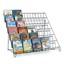 Use A Book Rack For Wallet Display Wholesale Countertop Literature