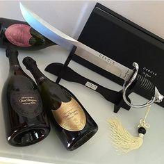 Dom Pérignon Sabre by @mirko1704domperignon  #MrSabrage