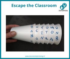 Crack the code - Training Escape the Classroom In an Escape the Classroom, a group of students solve a number of exc - Escape Room Diy, Escape Room For Kids, Escape Room Puzzles, Indoor Activities For Kids, Craft Activities, Spy Party, Party Time, Exit Room, Escape The Classroom