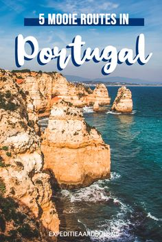 5 x beautiful tours in Portugal - Portugal is the ideal country for road trips and round trips. Best Beaches In Portugal, Portugal Vacation, Hotels Portugal, Places In Portugal, Visit Portugal, Portugal Travel, Next Holiday, Roadtrips, Round Trip