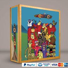 Los Autos Locos #ColeccionCompleta Español latino · DVD · BluRay · Calidad garantizada. #BoxSetDeLujo Presentación exclusiva de RetroReto. Pedidos: 0414.402.7582 RetroReto.com