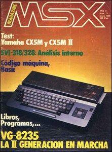 MSX Magazine.