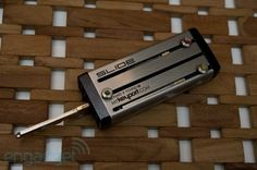 Keyport Slide - a neater way to carry around your keys