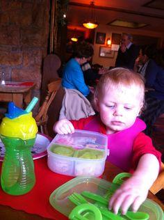 Munchkin Click Lock Bento Mealtime Set review