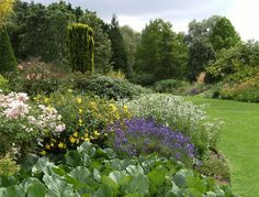 The Beth Chatto Gardens by Anna via Flickr