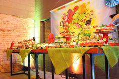 Decoração Festa Infantil!! Tema Jacarelvis