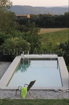 pool: Décor de Provence: Minimal Beauty...