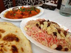 Shalimar, un restaurante pakistaní bueno, bonito y barato. (Barcelona)
