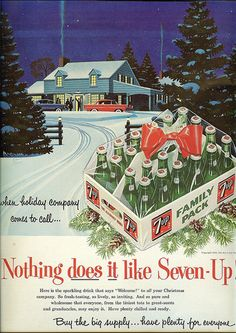 Daily Pictures: Vintage Christmas Ads from 1940s - 1980s