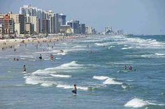 Daytona Beach, Florida.