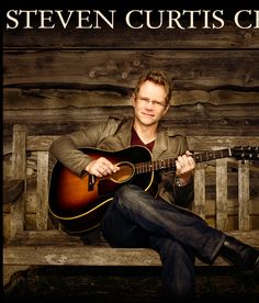 Steven Curtis Chapman... so much wonderful Christian music from one person!