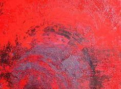 Redaround, schilderij van Rosita de Vree   Abstract   Modern   Kunst